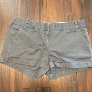 Chino Gray Shorts